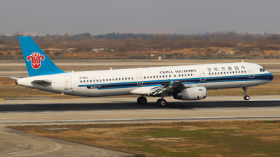 A picture of B1830 - Airbus A321231 - China Southern Airlines - © Charlie-Aviationphotography