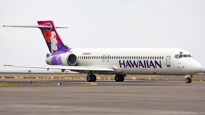 N486HA - Boeing 717-22A - Hawaiian Airlines