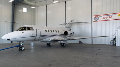 N825CP - Raytheon Hawker 800XP - Private