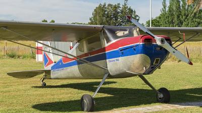 LV-NZD - Cessna 140 - Aeroclub - Guardia del Monte
