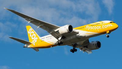 9V-OFC - Boeing 787-8 Dreamliner - Scoot