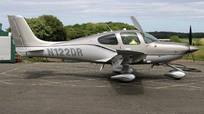 N122DR - Cirrus SR22T-GTS G6 Platinum - Private