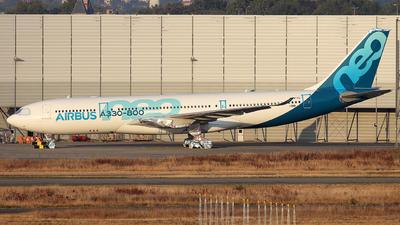 A picture of FWTTO - Airbus A330841 - Airbus - © Alberto Cucini