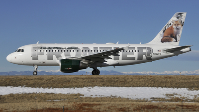 N922FR - Airbus A319-111 - Frontier Airlines