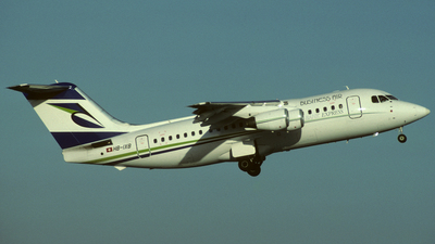 HB-IXB - British Aerospace BAe 146-200 - Business Air