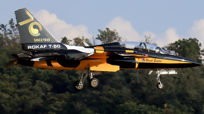 10-0053 - KAI T-50 Golden Eagle - South Korea - Air Force