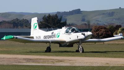 ZK-LTK - Pacific Aerospace Cresco 08-600 - Ravensdown Aerowork