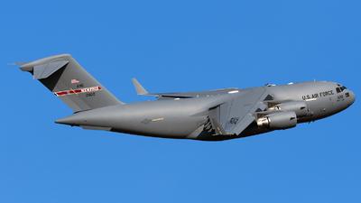 02-1100 - Boeing C-17A Globemaster III - United States - US Air Force (USAF)