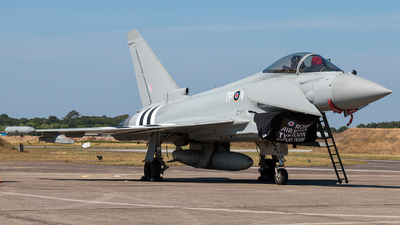 ZK308 - Eurofighter Typhoon FGR.4 - United Kingdom - Royal Air Force (RAF)