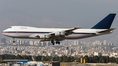 5-8113 - Boeing 747-2J9F - Iran - Air Force