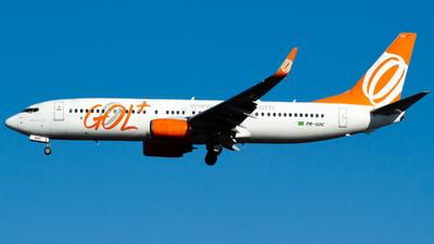 PR-GUC - Boeing 737-8EH - GOL Linhas Aereas