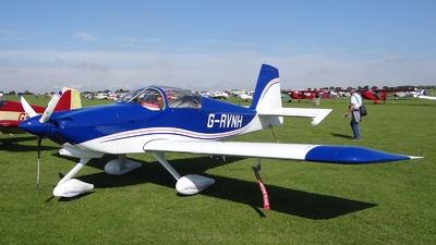 G-RVNH - Vans RV-9A - Private