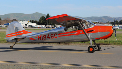 N1846C - Cessna 170B - Private