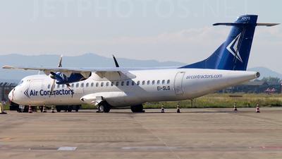 EI-SLG - ATR 72-202(F) - Air Contractors