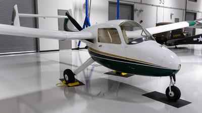 N3904K - Anderson Greenwood AG-14 - Lone Star Flight Museum