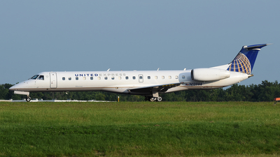 A picture of N13988 - Embraer ERJ145LR - [145265] - © DJ Reed - OPShots Photo Team