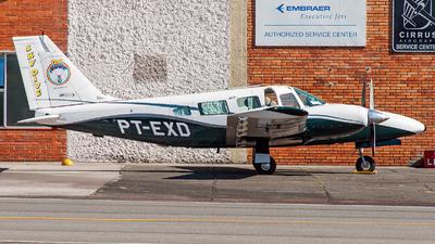 PT-EXD - Embraer EMB-810C Seneca II - Private