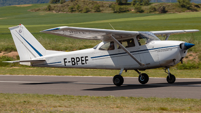 F-BPEF - Reims-Cessna F172H Skyhawk - Private