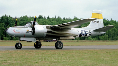 N167B - Douglas A-26B Invader - Scandinavian Historic Flight