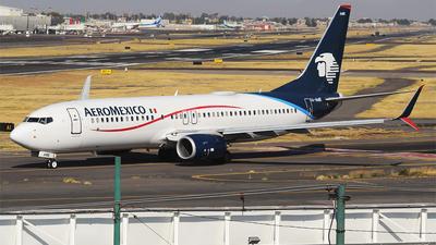 XA-AME - Boeing 737-852 - Aeroméxico