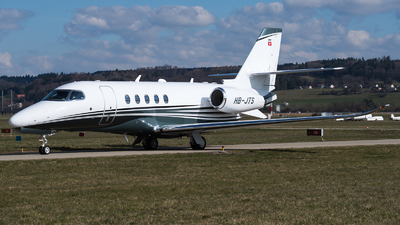 HB-JTS - Cessna Citation Latitude - Albinati Aeronautics