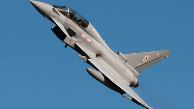 ZJ810 - Eurofighter Typhoon T.3 - United Kingdom - Royal Air Force (RAF)