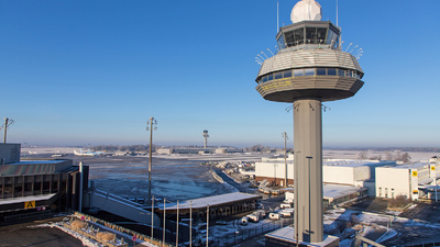 EDDV - Airport - Control Tower