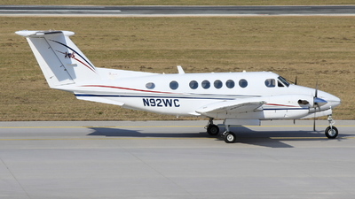 N92WC - Beechcraft B200 Super King Air - Private