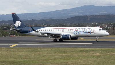 A picture of XAAEF - Embraer E190AR - Aeromexico Connect - © Fernando Hernandez Bolaños