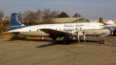 ZS-PAI - Douglas C-54M Skymaster - Phoebus Apollo Aviation
