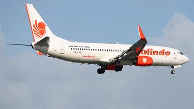 9M-LNW - Boeing 737-8GP - Malindo Air