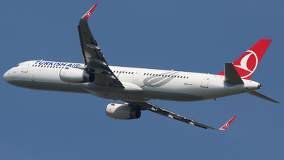 TC-JTK - Airbus A321-231 - Turkish Airlines