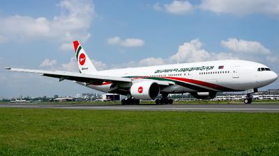S2-AHL - Boeing 777-266(ER) - Biman Bangladesh Airlines
