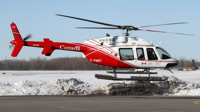 A picture of CFMOT - Bell 407 - Transport Canada - © Daniel Lapierre Forget