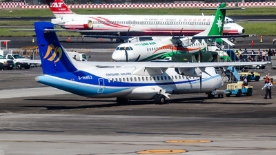 A picture of B16853 - ATR 72600 - Mandarin Airlines - © Jhang yao yun
