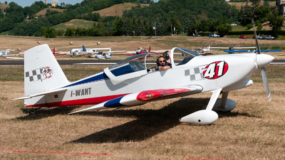 I-WANT - Vans RV-7 - Private