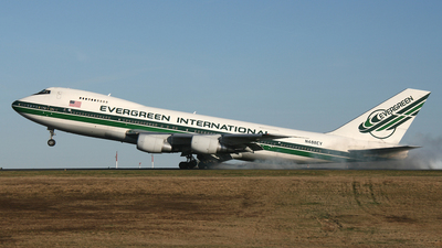 A picture of N488EV - Boeing 747230B - [23287] - © Martin Hilgert