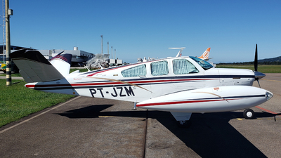 PT-JZM - Beechcraft V35B Bonanza - Private