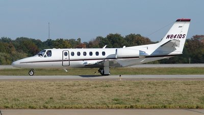 N841QS - Cessna 560 Citation Encore - NetJets Aviation