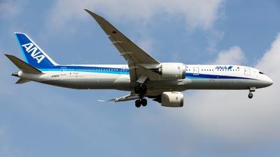 JA922A - Boeing 787-9 Dreamliner - All Nippon Airways (ANA)