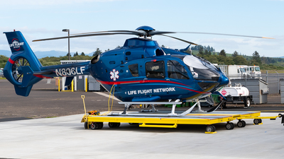 N806LF - Eurocopter EC 135P2+ - Life Flight Network