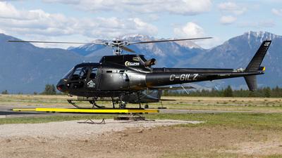 C-GILZ - Aérospatiale AS 350B2 Ecureuil - Eclipse Helicopters
