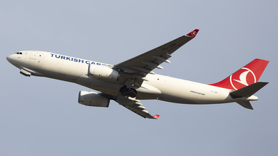 A picture of TCJDR - Airbus A330243F - Turkish Airlines - © Vyacheslav Firsov