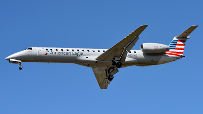 A picture of N631AE - Embraer ERJ145LR - American Airlines - © Rod Dermo