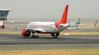 VT-CID - Airbus A320-251N - Air India