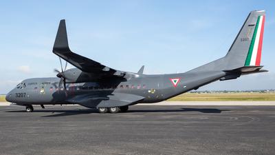 3207 - Airbus C295W - Mexico - Air Force