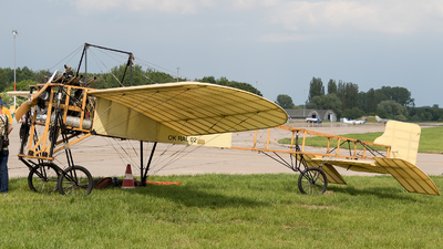 OK-RAL02 - Bleriot XI - Private