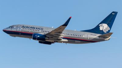 A picture of N904AM - Boeing 737752 - [28262] - © Jose Antonio Mier Lopez