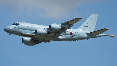 5504 - Kawasaki P-1 - Japan - Maritime Self Defence Force (JMSDF)