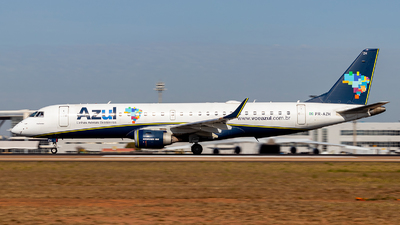 A picture of PRAZH - Embraer E190AR - [19000330] - © Ariadne Barroso